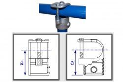 tube clamp n°135