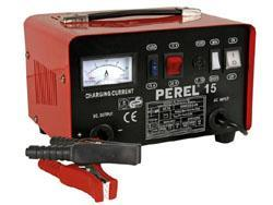 chargeur batterie perel 12-24v - 9a