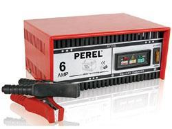 chargeur batterie perel 12v - 6a