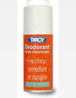 déodorant pour chaussures tracy