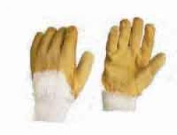 gants latex cut- grip verrier