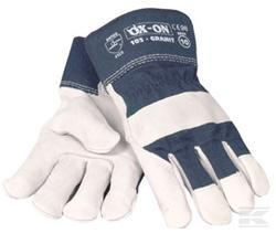 gants cuir ox-on granit