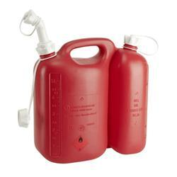 jerrycan carburant polyethylene double pro