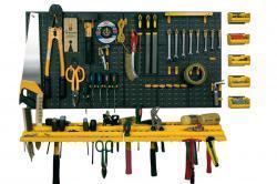 panneau mural porte outils kit complet achat en ligne ou dans notre magasin. Black Bedroom Furniture Sets. Home Design Ideas