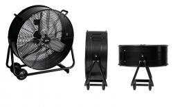ventilateur industriel de sol inclinable 60 cm