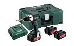 visseuse - perceuse sans fil metabo bs 18 lt