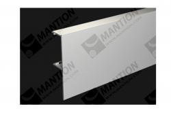 bandeau alu pour rail mantion 11108