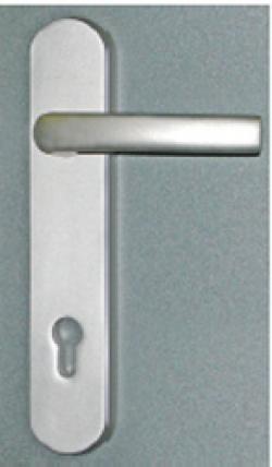 poigne de porte aluminium